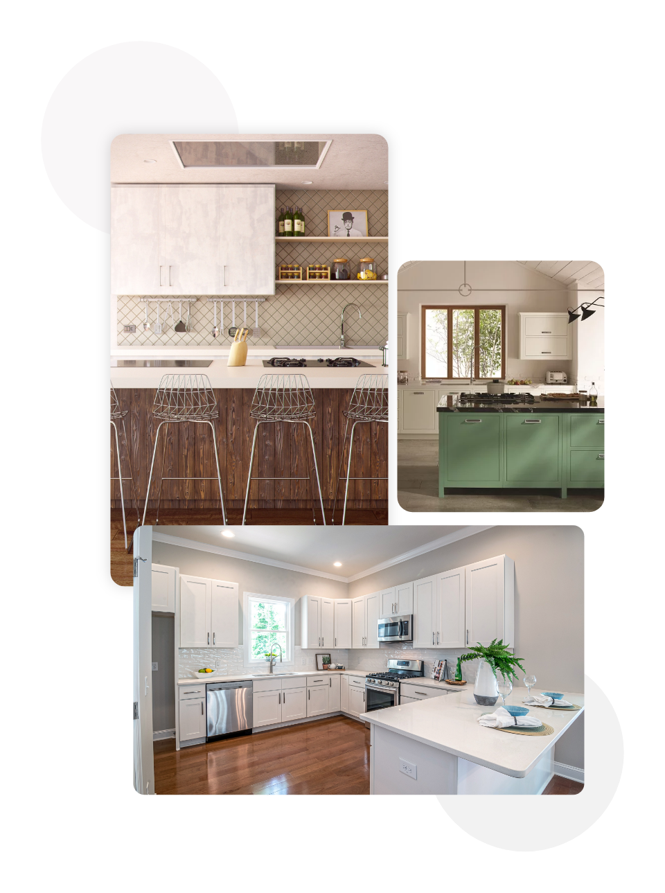 Kitchen Montage
