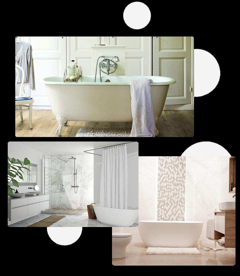 Bathroom Montage